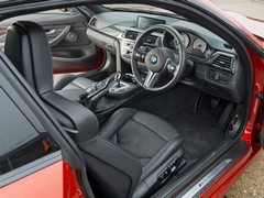 Special enough inside the BMW?
