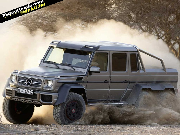 mercedes g500 4x4 39 squared 39 updated pistonheads. Black Bedroom Furniture Sets. Home Design Ideas