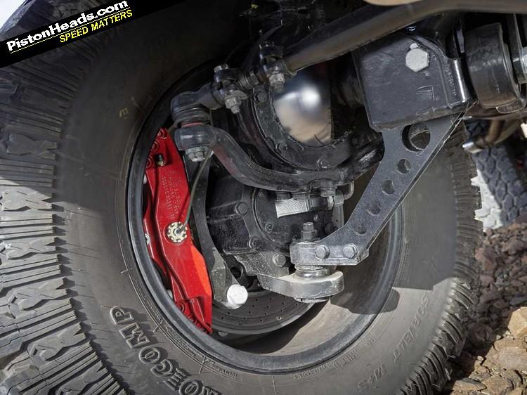 Defender2 net view topic portal axles bolt on portals for Mercedes benz portal axles