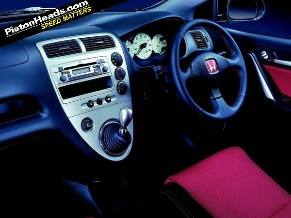 Honda Civic Type R Buying Guide Interior Pistonheads
