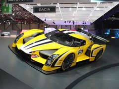 Two SCG300s will race at the N24 this year