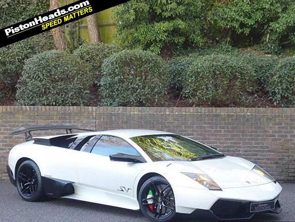 Lamborghini Murcielago Sv Dream Cars T