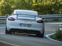 The Cayman grows up!