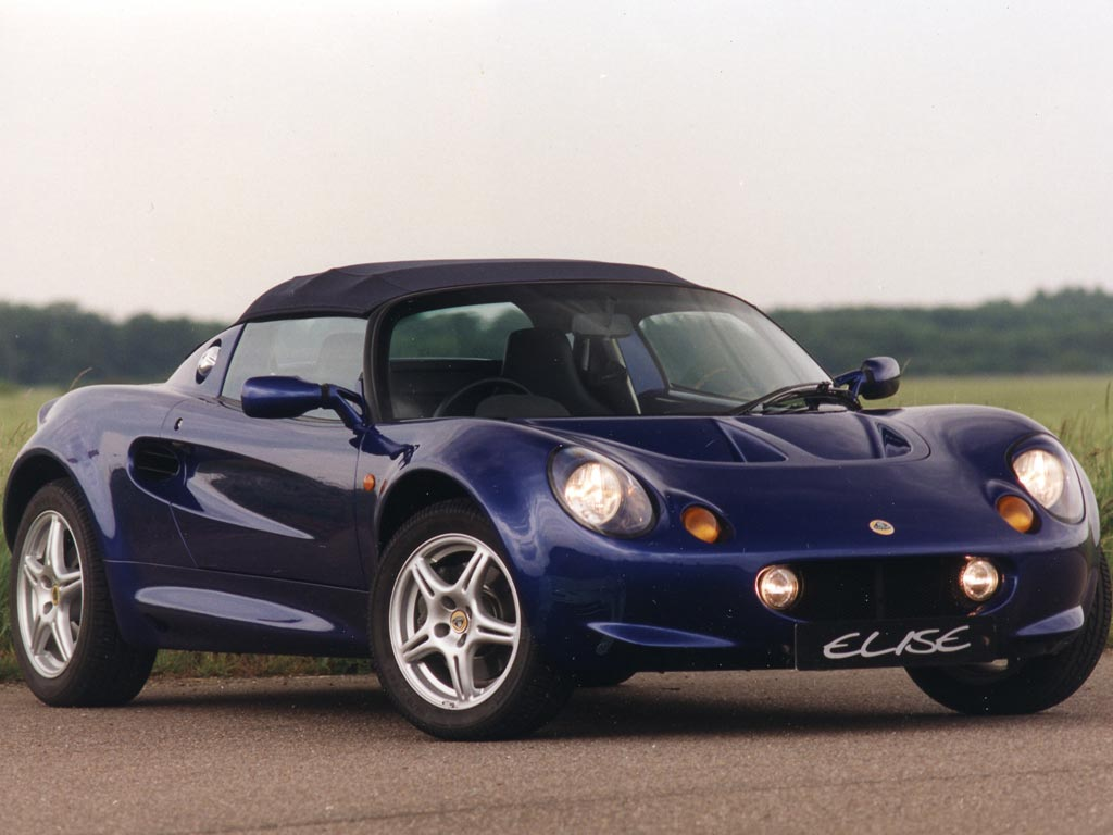 Lotus Elise 20th Anniversary launched | PistonHeads
