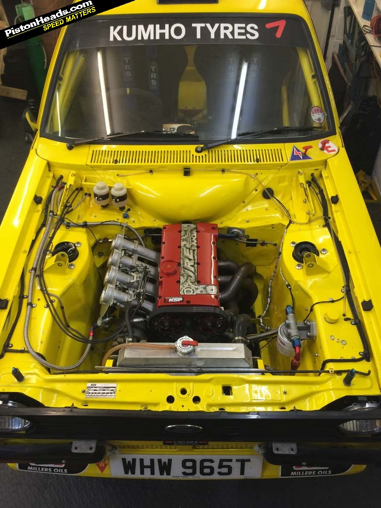 RE: Ford Escort RS Group 4: PH Fleet - Page 1 - General