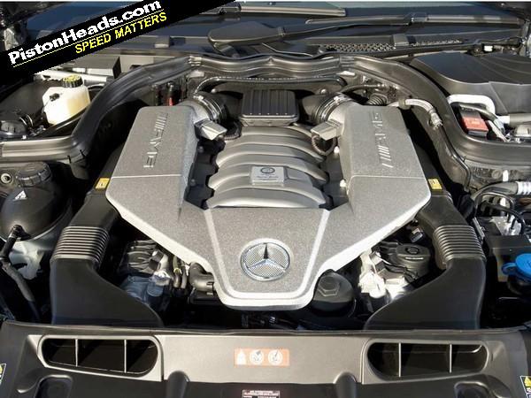 C63 AMG Buying Guide: Powertrain | PistonHeads