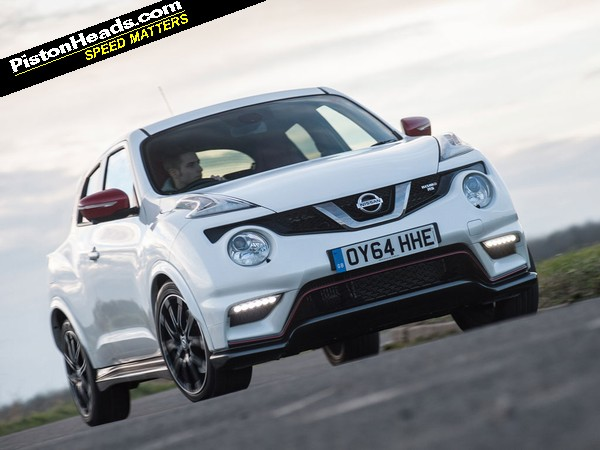 Re Nissan Juke Nismo Rs Driven Page 1 General Gassing