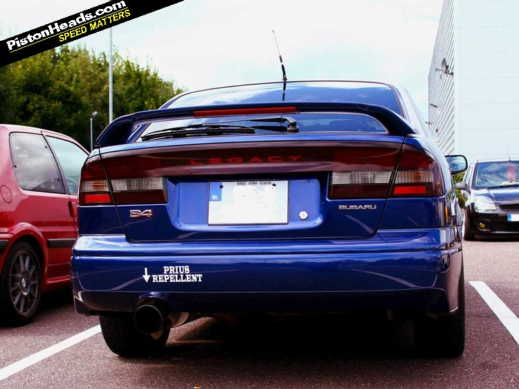 Re Subaru Legacy B4 Rsk Ph Carpool Page 1 General Gassing