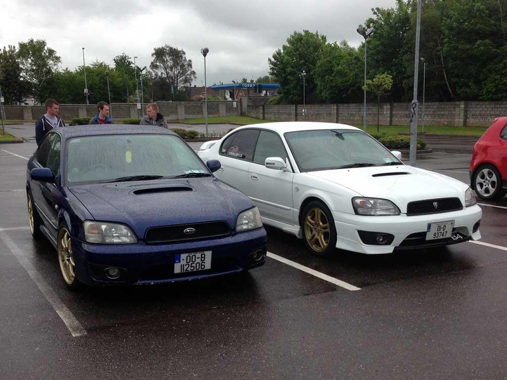 הוראות חדשות Subaru Legacy B4 RSK: PH Carpool | PistonHeads WQ-59