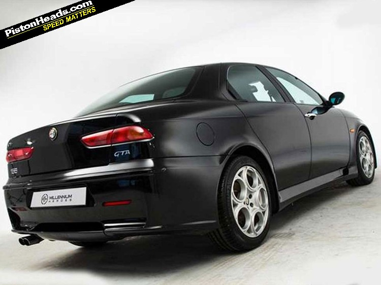 alfa romeo 156 gta unsung hero pistonheads. Black Bedroom Furniture Sets. Home Design Ideas