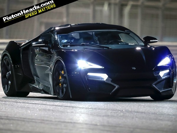 Re Lykan Hypersport In Fast And Furious Page General