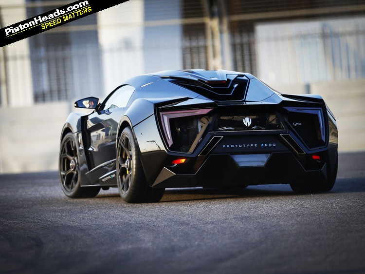 Lykan Hypersport In Fast And Furious 7 Pistonheads