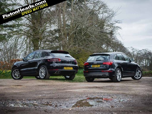 Brothers Diesel Performance >> RE: Audi SQ5 vs Porsche Macan Diesel: Blood Bros - Page 1 - General Gassing - PistonHeads