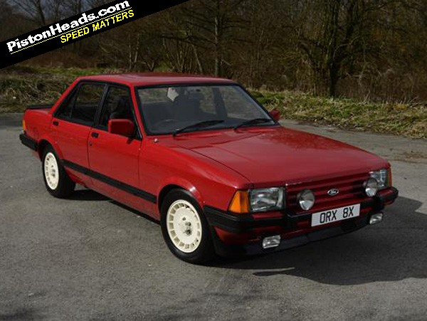 Re Ford Granada Sport You Know You Want To Page 1