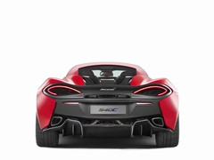 More road-biased than 570S, says McLaren