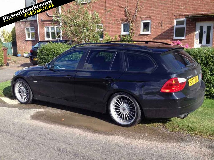 RE: Alpina D3 Touring: PH Carpool - Page 1 - General Gassing ...