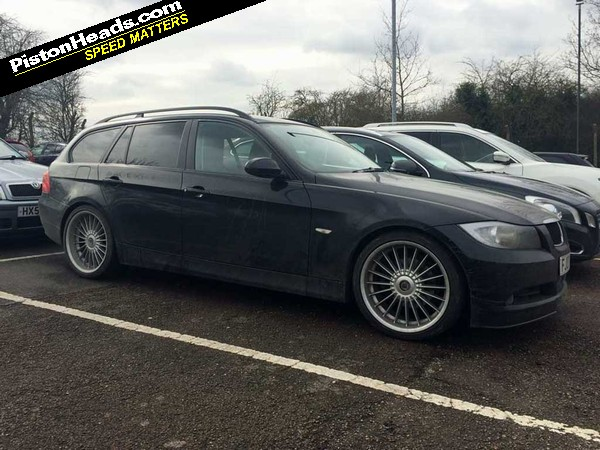 RE Alpina D Touring PH Carpool Page General Gassing - Bmw alpina d3 for sale