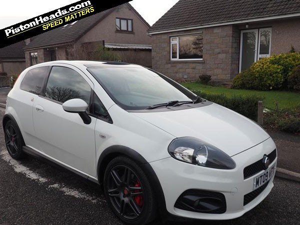 Re Abarth Punto Unsung Hero Page 1 General Gassing Pistonheads