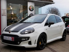 Late Supersport Punto up at £14,995