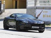 Aston Martin DB11 spy pics [Updated]