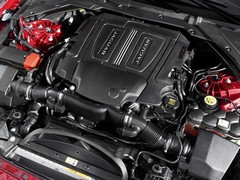F-Type's V6 is only carried over engine