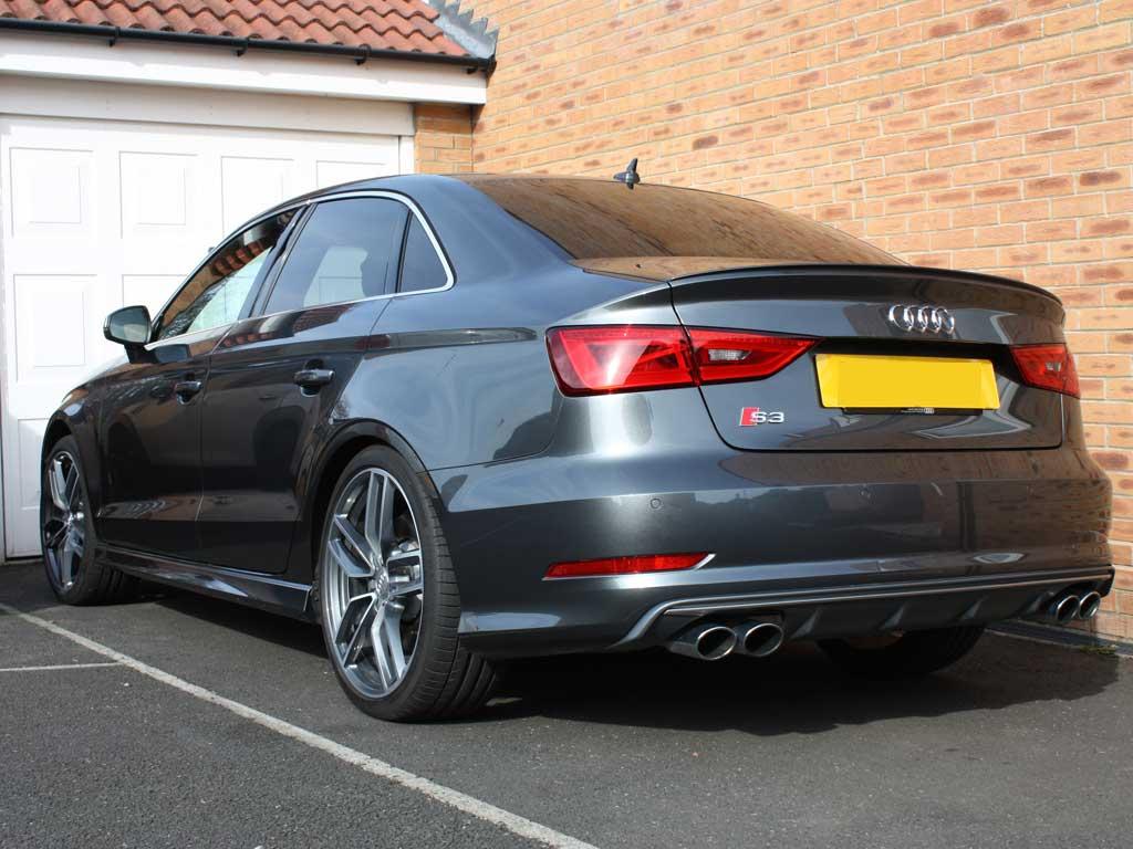 Audi S3 saloon: PH Carpool | PistonHeads