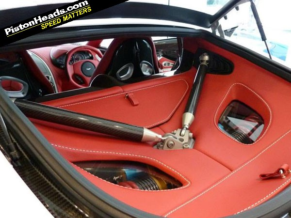 Marvelous Not Your Conventional Aston Interior!