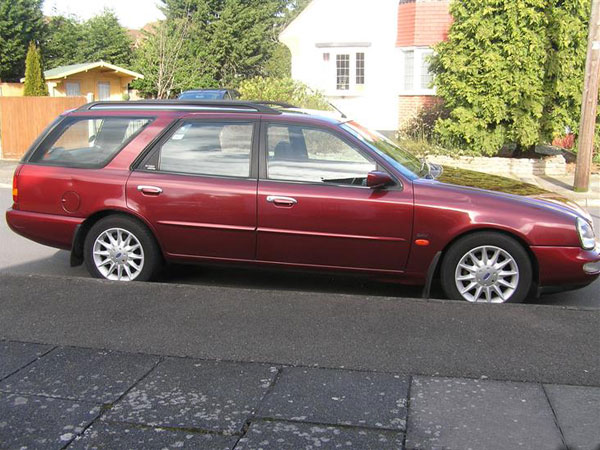 Shed Of The Week: Ford Scorpio 24v | PistonHeads