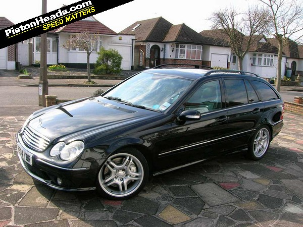Mercedes Benz C55 Amg Ph Carpool Pistonheads