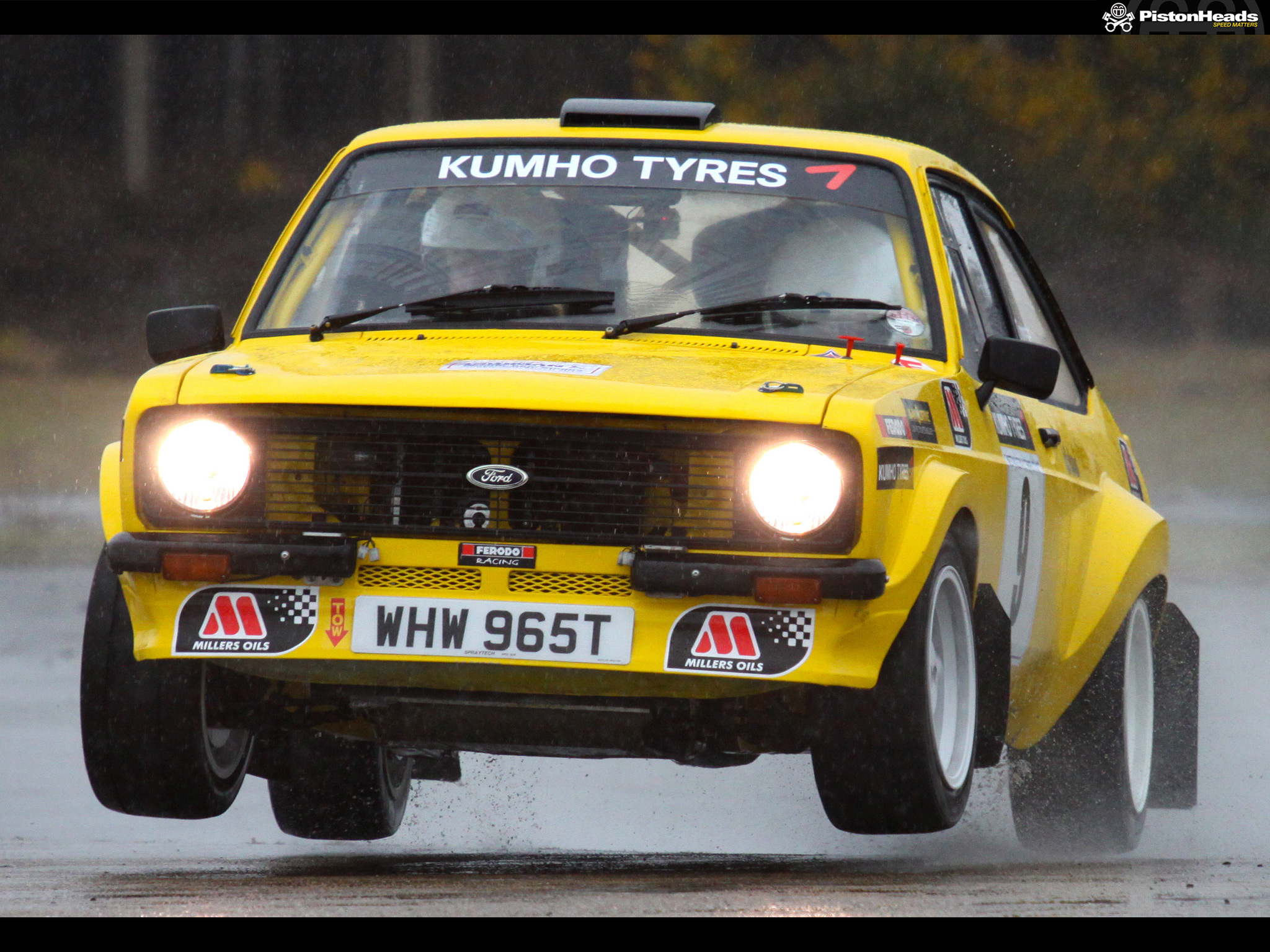Ford Escort Mk2 RS: Pic Of The Week | PistonHeads