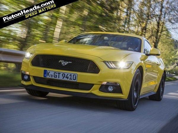 If The Prospect Of A Ford Mustang V In The Uk Doesnt Appeal Then Pistonheads Probably Isnt The Website For You There Are Many Excellent New
