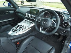 Quality and style of Merc cabin can't be faulted