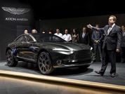 Aston Martin DBX - crunch time