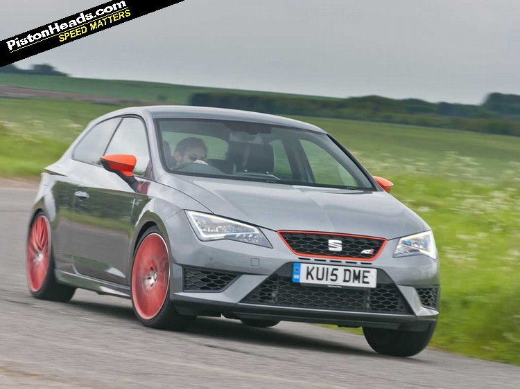 seat leon sc cupra 280 sub8 review pistonheads. Black Bedroom Furniture Sets. Home Design Ideas
