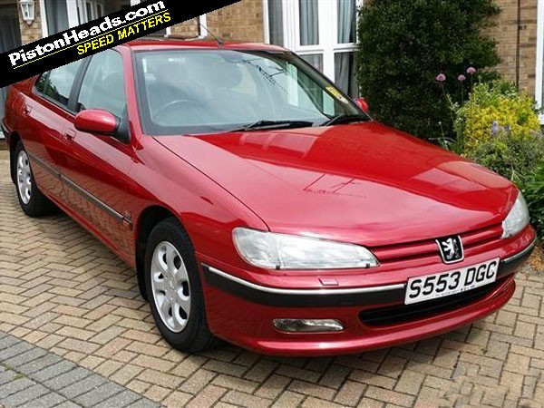 re shed of the week peugeot 406 v6 page 1 general gassing pistonheads. Black Bedroom Furniture Sets. Home Design Ideas