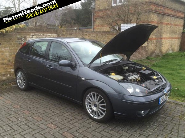 Shed Of The Week Ford Focus St170 Pistonheads