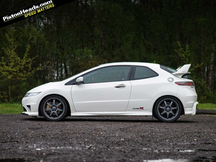 Re  Honda Civic Type R  Market Watch - Page 1