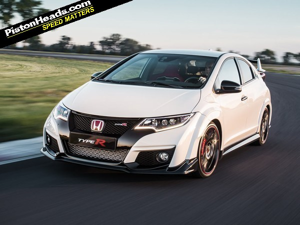 Great Fast Hondas Are Back, The Red Badge Is Back, The Civic Type R Is Back. For  Hot Hatch Fans, Indeed For Fast Car Fans, This Is Hugely Significant.