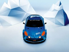 Clues to a production Alpine? Officially 'non'