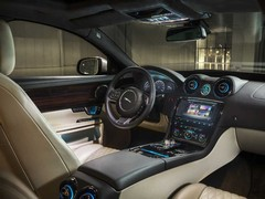 Jaguar promising much from updated infotainment