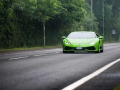 Passive steering option helps Huracan's case