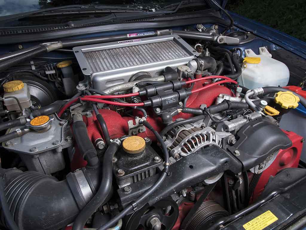 Subaru 22b engine