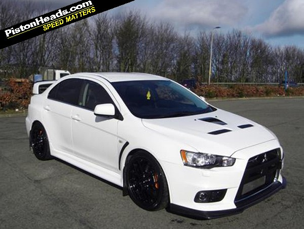 mitsubishi evo x fq 440 mr spotted pistonheads. Black Bedroom Furniture Sets. Home Design Ideas