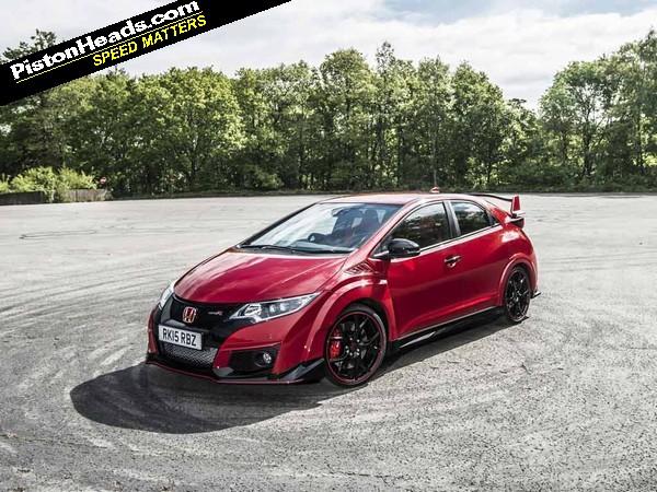 Win a new Honda Civic Type R! | PistonHeads