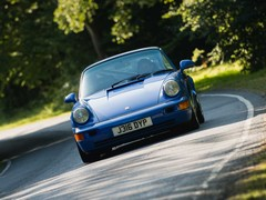 Does all the old 911 things on the road - good
