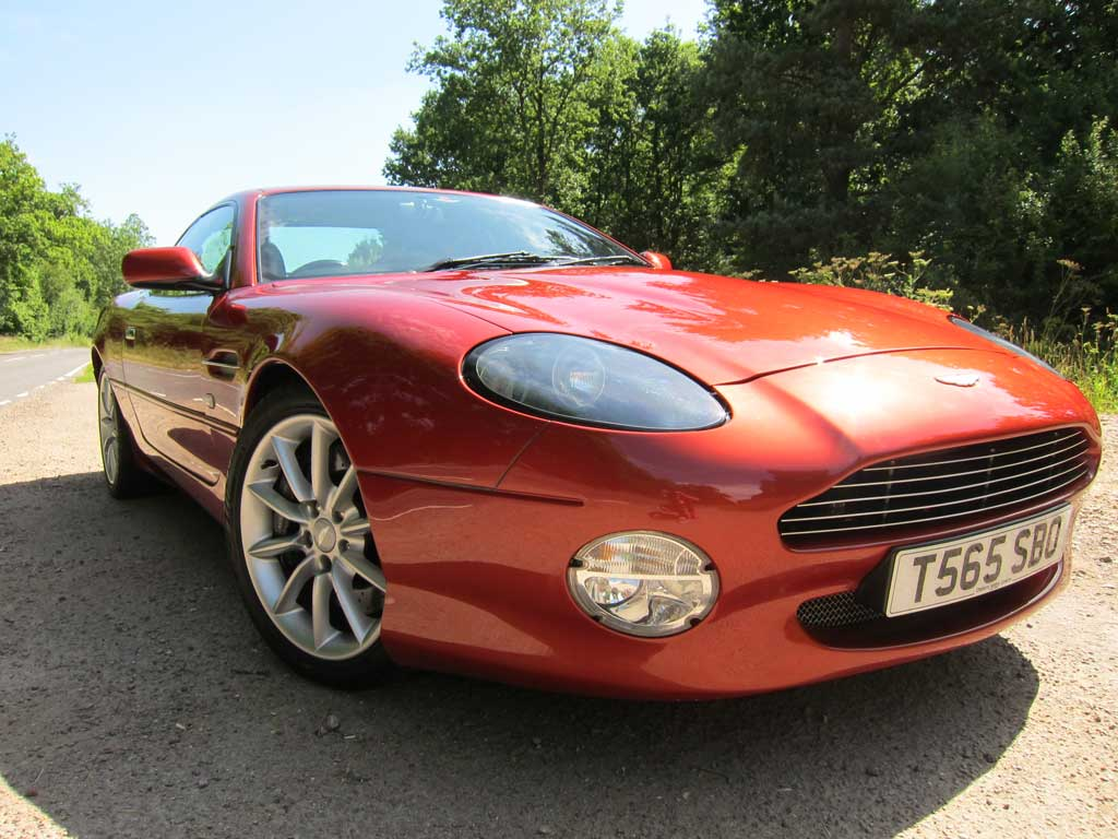 RE: Aston Martin DB7 Vantage: PH Carpool