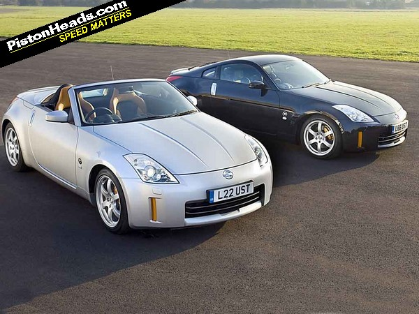 Nissan 350z (2003-2009): ph pocket buying guide | pistonheads.
