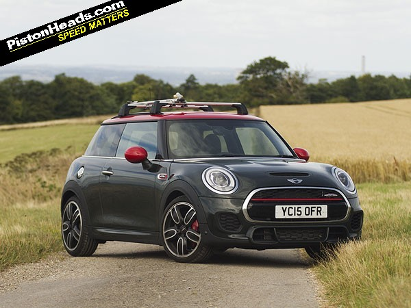 Mini Jcw Ph Fleet Pistonheads