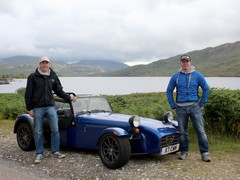 PHers in a rental Caterham - good way to do it!