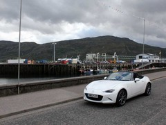 Ullapool is a bustling metropolis in these parts